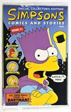 ESA0164. SIMPSONS COMICS AND STORIES #1 (1993) 1st Comic App. of THE SIMPSONS ~