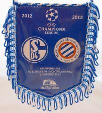 FC Schalke 04 + Wimpel Banner + Montpellier HSC + Champions League 2012 (17)