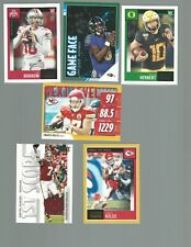 2020 Score - RC - Inserts - Color Varitations - First Score - Complete your set
