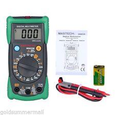 MASTECH MS8233B Professional Digital Multimeter Voltage Meter DataHold Backlight