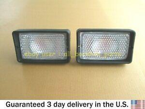 JCB BACKHOE - FRONT & REAR WORKING LIGHT, SET OF 2 PCS. (PART NO. 700/31800)