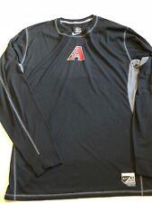 Nike Pro Detroit Tigers Authentic Training Shirts Men Size 2xl