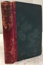 LES AVENTURES DE TELEMAQUE, Fils d'Ulysse By M. Fenelon, 1856, leather