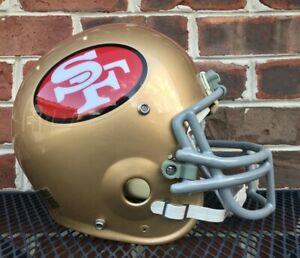 Vintage Joe Montana 49ers Bike AiR Power Authentic Football Helmet Size Large