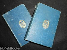 VICTOR HUGO: The Toilers of the Sea - 1896 - 2 Volume Set - Victorian Fiction