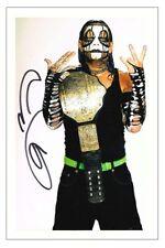 JEFF HARDY Signed Autograph PHOTO Fan Gift Signature Print WWE WRESTLING