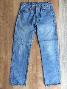 Levi's 501(0191) W34L32  Ancienne Coupe Mid 90's Made In USA 44Fr