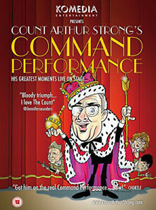 Count Arthur Strong: Count Arthur Strong's Command Performance DVD (2017)
