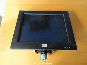 """Wincor BA72A-2-LC-DISPLAY 12"""" TFT SVGA 800 x 600 LCD Monitor POS - MDR INTERFACE"""