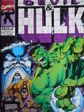 Devil & Hulk n°2 1994  ed. Marvel Italia [G.231]