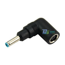 Power Adapter Connector Plug Use For HP DELL Laptop 7.4mm Female To 4.5mm Male