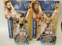 WWE Best of PPV 2014 Daniel Bryan and Damien Sandow (Build a Figure) RARE