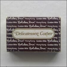 Delicatessen Corner Holiday Inn Hong Kong Golden Mile 50 Nathan Matchbox (MX36)
