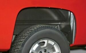 Rugged Liner Rear Wheel Well Inner Fender Liners Pair for Ford F-250 F-350