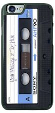 SONY OLD CASSETTE TAPE WITH TEXT PHONE CASE COVER FOR iPHONE SAMSUNG etc