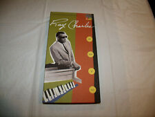 Ray Charles The Birth Of Soul 3 CD Box Set MINT w/ Book/Hype Sticker Remastered