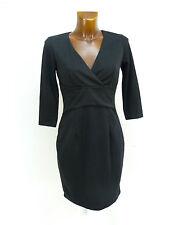 Esprit robe taille s/Noir & Modern-chic (K 3914)