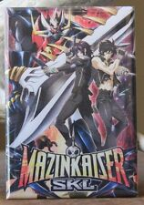 Mazinkaiser SKL - Fridge / Locker Magnet. Japanese Anime Mazinger Z