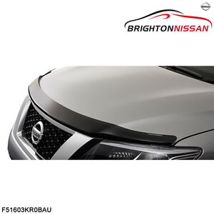 Genuine Nissan Pathfinder R52 Bonnet Protector,Smoked F51603KR0BAU up to 11/2016