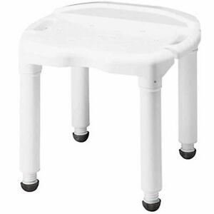 Carex Universal Bath Seat and Shower Chair With Support Up To 400 Pounds