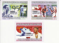 Guinea 2007 Olympic History, MNH, perf. H1 06 1956, 1960, 1964