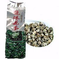250g Hand Roll Organic Premium King grade Jasmine Dragon Pearl Chinese Green Tea