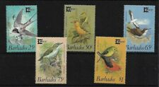 BARBADOS SG836/40, 1987 CAPEX MNH SET