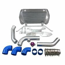 Front Mount Intercooler + BOV Kit Fits Mazda RX7 RX-7 FD Single or Stock Turbo