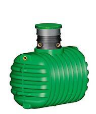 Garantia Cristall Erdtank 1600 Liter / Zisterne