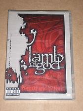 LAMB OF GOD - TERROR AND HUBRIS - DVD