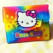 Sanrio Hello Kitty Colorful Wallet