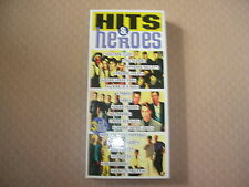 Coffret 3 CD's - Hits & Heroes - Heaven 17 - Culture Club - Motels