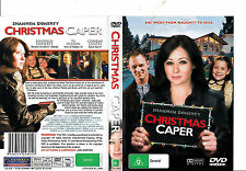 Christmas Caper-2007-Shannen Doherty-Movie-DVD
