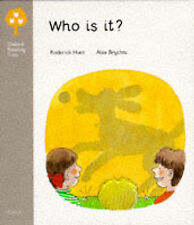 Good, Oxford Reading Tree: Stage 1: First Words: Who is It?, Hunt, Roderick, Boo