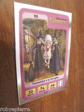 Figurina figurine carta carte esselunga eroi dreamworks shrek 90 nuova vendo