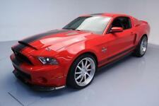 2012 Ford Mustang Shelby GT500 Coupe 2-Door