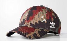 Adidas Originals Pharrell Williams HU Hiking Cap baseball hat mens trefoil camo