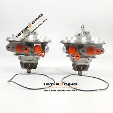 2PCS Turbocharger Cartridge CHRA Core For Ford Trucks F150 3.5L EcoBoost 2010-12