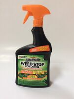 Spectracide Weed Stop For Lawns Plus Crabgrass Killer Spray Bottle 32 oz
