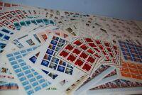 DEALER LOT MNH Sheets Large Selection - Space, Art, Transport _ Wholesale RUSSIA