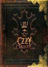 OZZY OSBOURNE MEMOIRS OF A MADMAN 2 DVD ALL REGIONS NTSC NEW