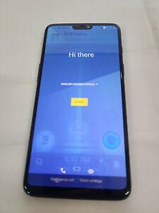 Read* OnePlus 6 - Black - 128GB (Unlocked) ~45853