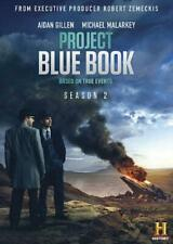 PROJECT BLUE BOOK: SEASON 2 NEW DVD