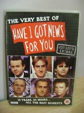 The Very Best Of ...Have I Got News For You...BBC...FREE POST AU