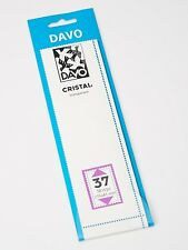 DAVO CRISTAL STROKEN MOUNTS C37 (215 x 41) 18 STK/PCS