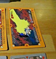 DRAGON BALL Z DBZ PP AMADA PART CARDDASS CARD CARTE 237 MADE IN JAPAN **