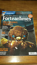 FORTEAN TIMES - April 2016 Issue # 339 - Talismanic Teddies - Scary Fairys