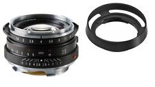 New Voigtlander NOKTON 35mm f1.4 MC Lens & LH-6 Lens Hood Set -VM Leica Cosina