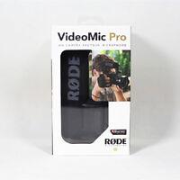 Rode Microphone VideoMIC Pro Compact Shotgun Rycote shockmout for canon nikon