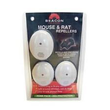 Rentokil Beacon FM87 Mouse & Rat Repeller (3pkt)